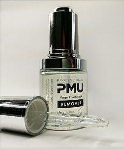 PMU remover - usuwanie makijażu permanentnego bez użycia lasera